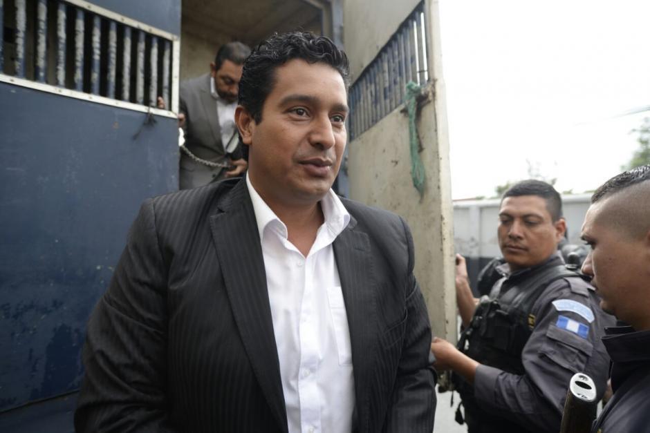 También está implicado Rudy Gallardo, exdirector del Renap. (Foto: Wilder López/Soy502)