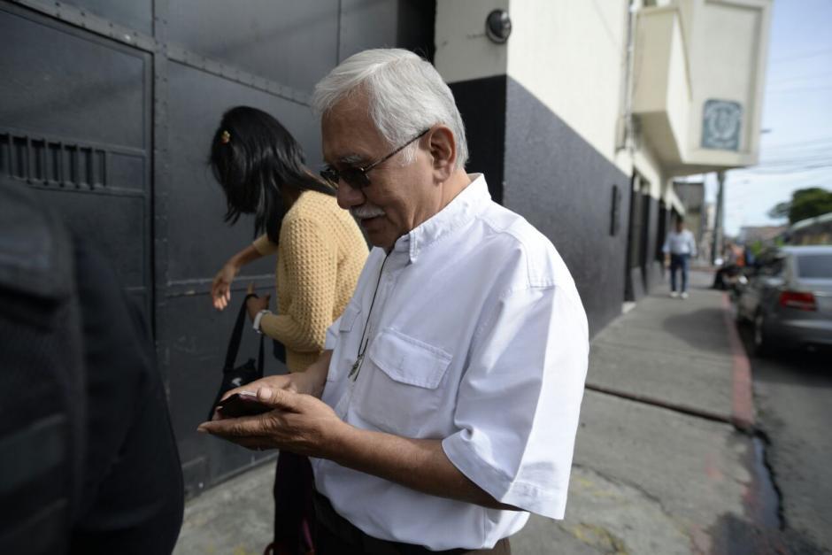 Decenas de exfuncionarios públicos, empresarios y banqueros están involucrados. (Foto: Wilder López/Soy502)