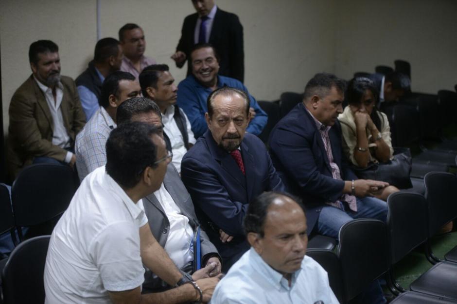 """Se prevé que """"Eco"""" preste su declaración contra la estructura. (Foto: Wilder López/Soy502)"""