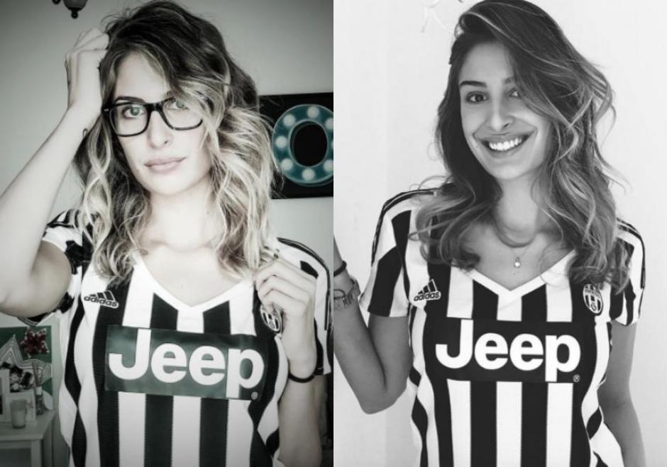 La hija del técnico de la Juve causa furor en las redes. (Foto: Instagram)