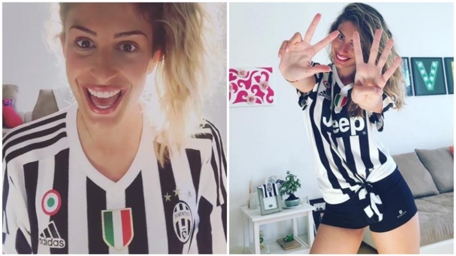 La familia Allegri es sinónimo de éxito en la Juventus. (Foto: Instagram)