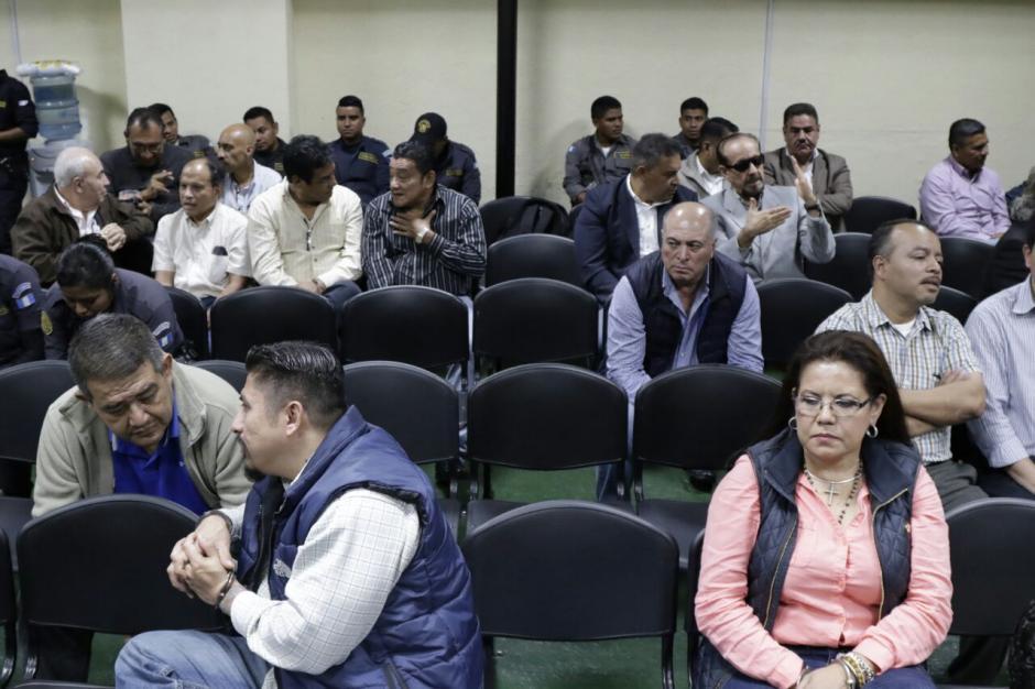 El juez Gálvez decidió suspender la audiencia y no fijó fecha para realizarla nuevamente. (Foto: Alejandro Balán/Soy502)