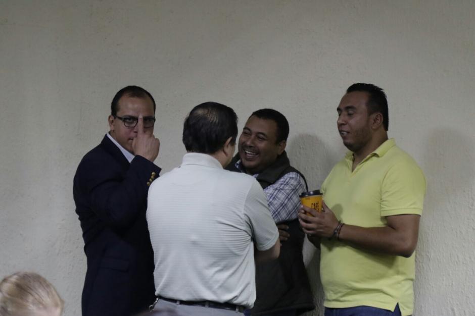 """Los abogados defensores piden que la declaración de """"Eco"""" se use en un posible juicio. (Foto: Alejandro Balán/Soy502)"""