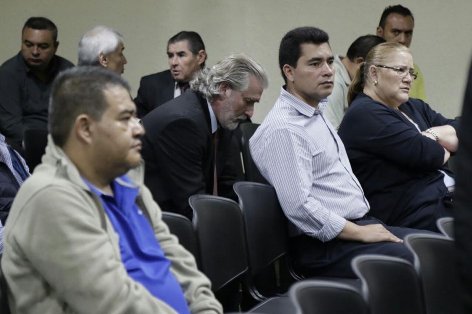 Salvador González declararía como anticipo de prueba en el caso de Cooptación del Estado. (Foto: Alejandro Balán/Soy502)