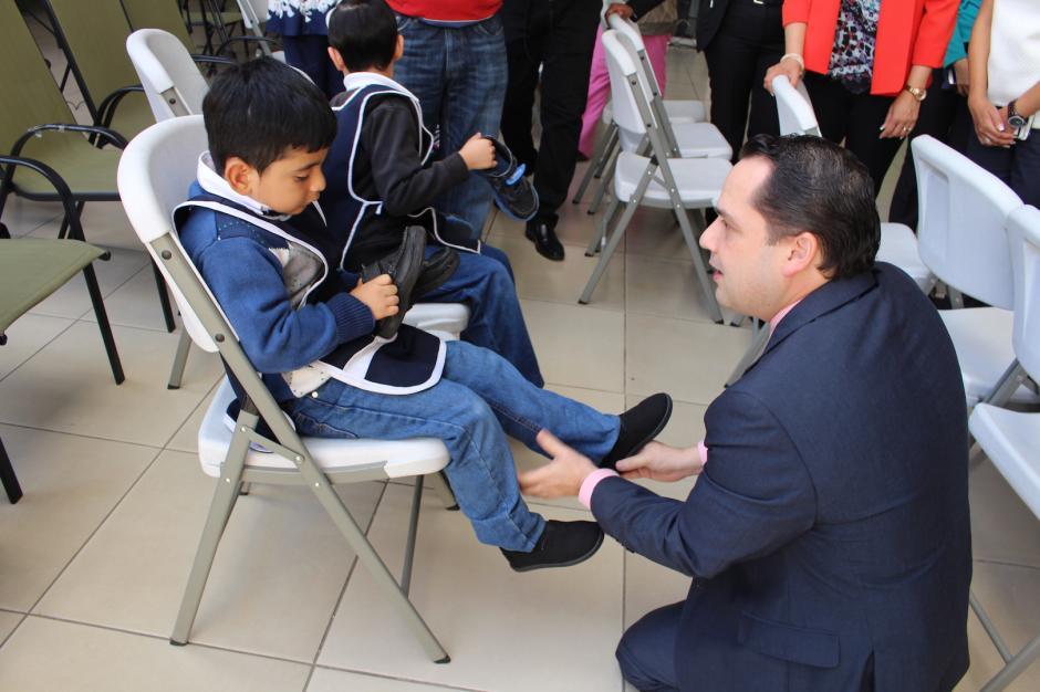 Buckner apoya a niños que requieren apoyo escolar. (Foto: Buckner Guatemala)