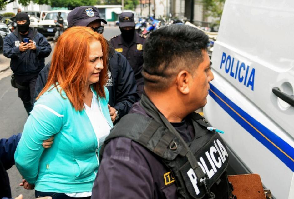 La reclusa se fugó el 11 de mayo del cuartel Mariscal Zavala. (Foto: AFP)