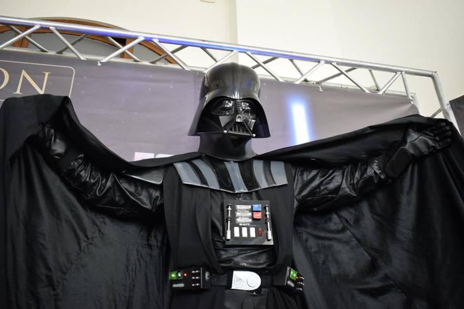 Este año se celebran 40 años del estreno de Star Wars en el cine. (Foto: Adriana Ligorría/Soy502)