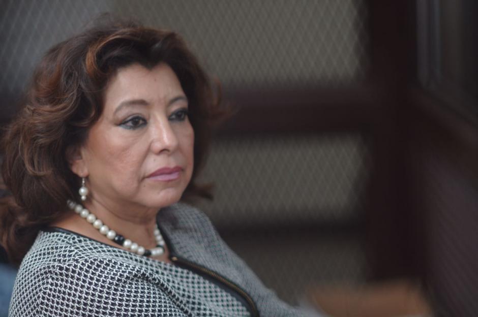 Anabella de León, exjefa del Registro de la Propiedad, deberá ir a debate oral por el delito de peculado por sustracción. (Foto: Jesús Alfonso/Soy502)