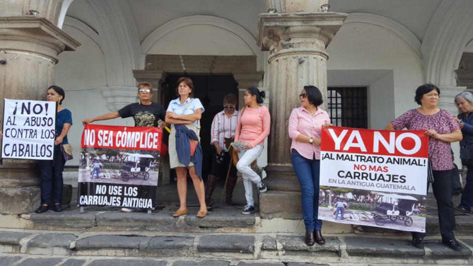 La municipalidad colonial aún no se pronuncia sobre estos incidentes. (Foto: Sacatepéquez Star News)