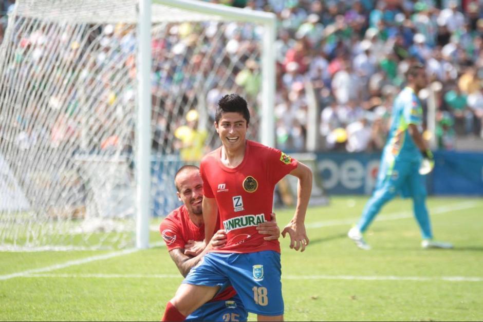 Frank de León tuvo un torneo Clausura 2017 de ensueño. (Foto: Luis Barrios/Soy502)