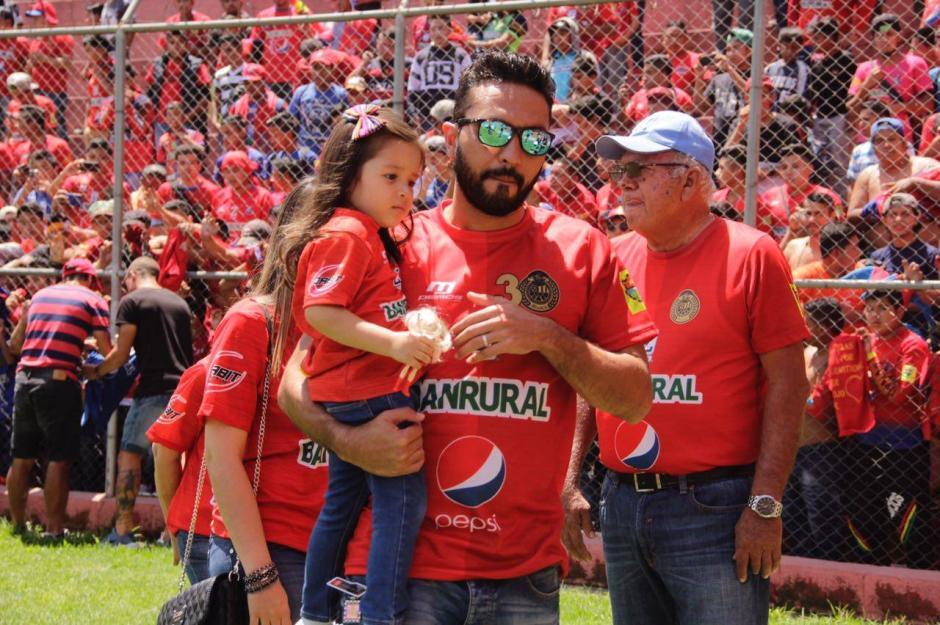 El festejo seguirá por la tarde. (Foto: Fredy Hernández/Soy502)