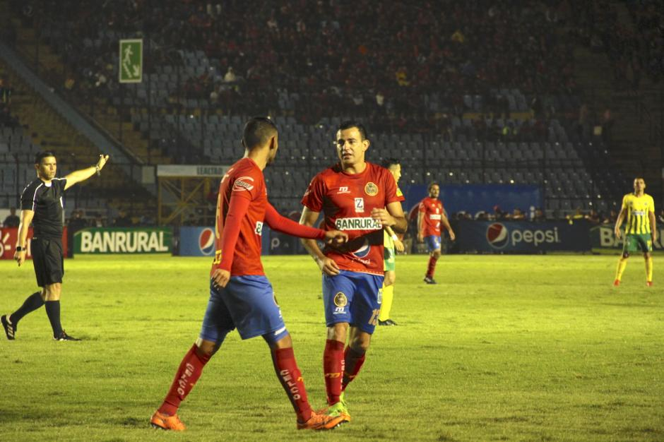 Marco Pappa fue pieza clave para conseguir el título. (Foto: Fredy Hernández/Soy502)