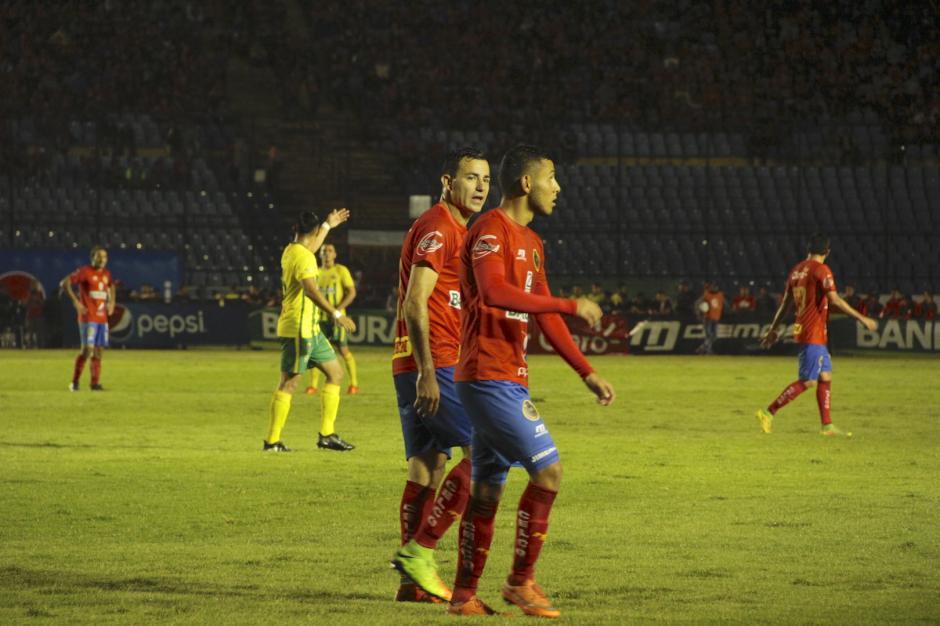 Aún se desconoce la razón por la que no asistió al estadio del Trébol. (Foto: Fredy Hernández/Soy502)