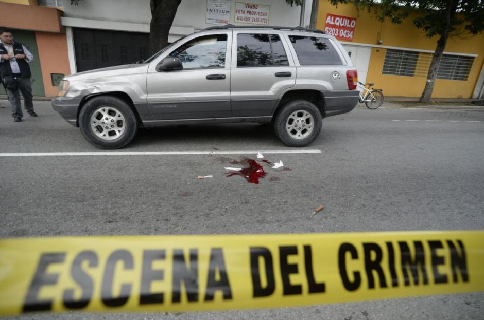 El hombre fue trasladado al hospital San Juan de Dios. (Foto: Wilder López/Soy502)