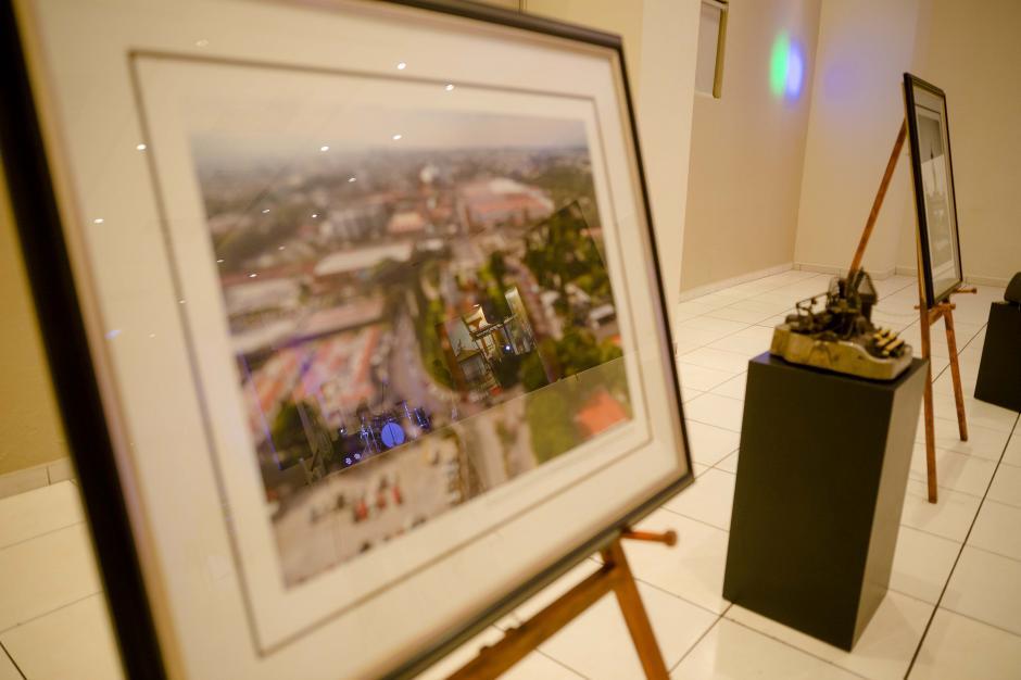 El salón social José Mariano Arzú fue el escenario para conmemorar el Día Internacional de los Museos. (Foto: George Rojas/Soy502)