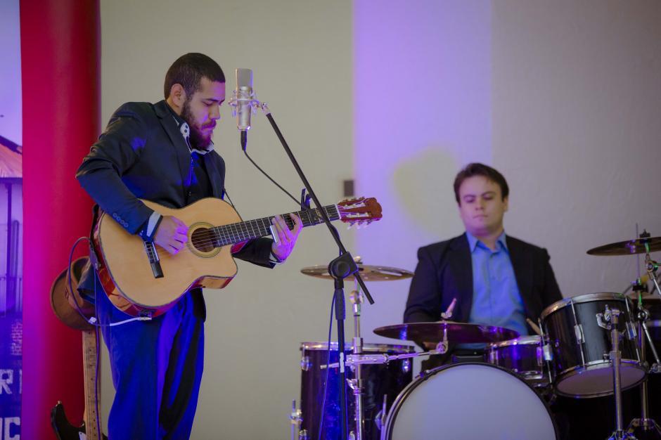 Lo mejor de la música jazz cerró con broche de oro la velada. (Foto: George Rojas/Soy502)