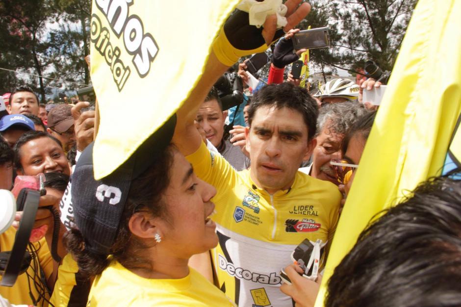 La última etapa se realizó en el Anillo Periférico. (Foto: Fredy Hernández/Soy502)