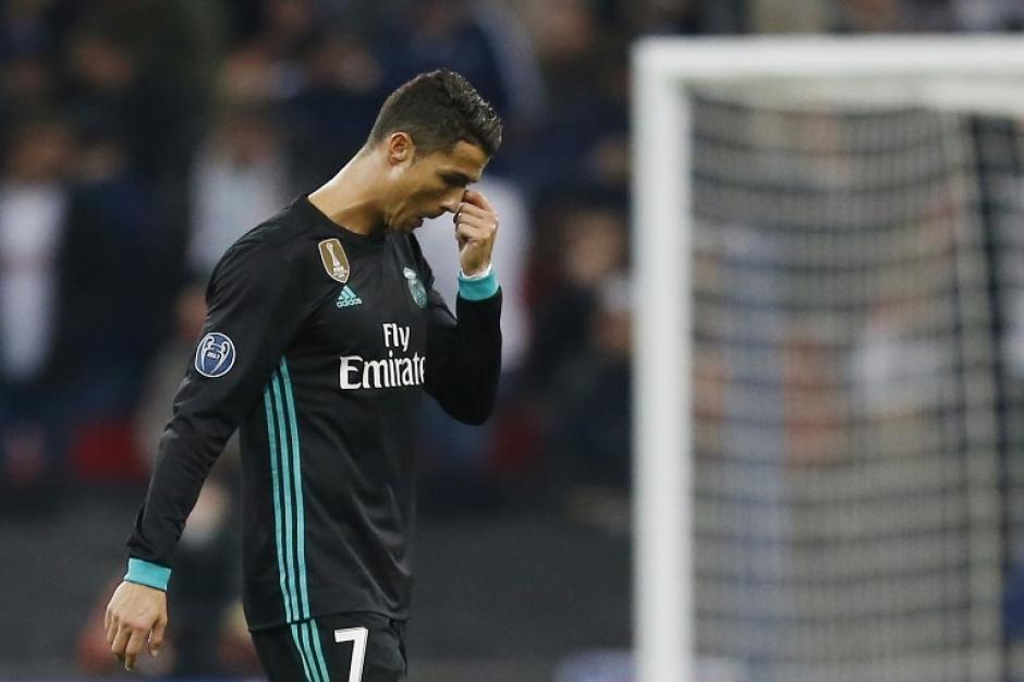 El Real Madrid vivió una pesadilla en Inglaterra durante el partido de vuelta contra el Tottenham. (Foto: AFP)