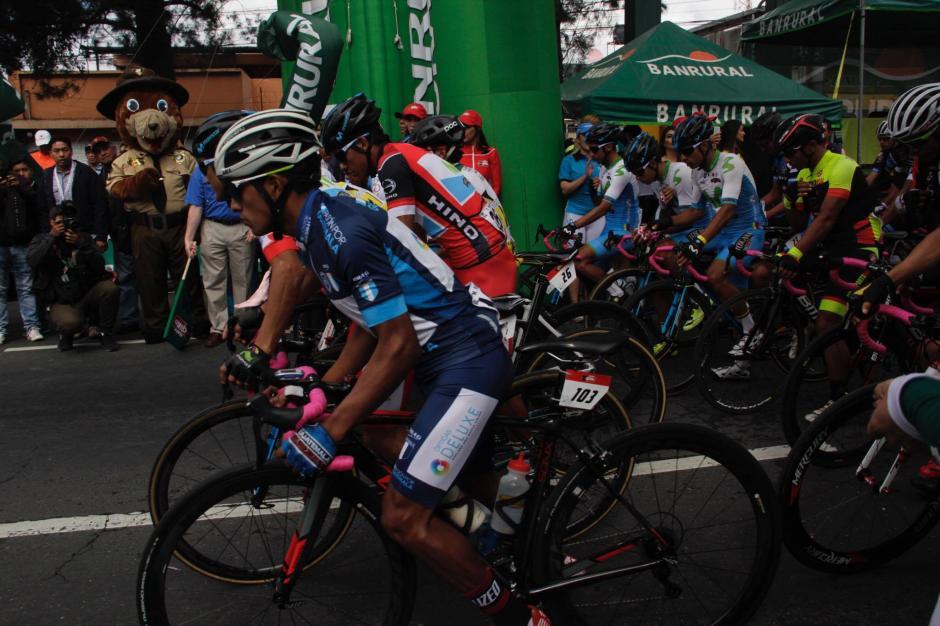La última etapa se celebró en el Anillo Periférico de la capital. (Foto: Fredy Hernández/Soy502)