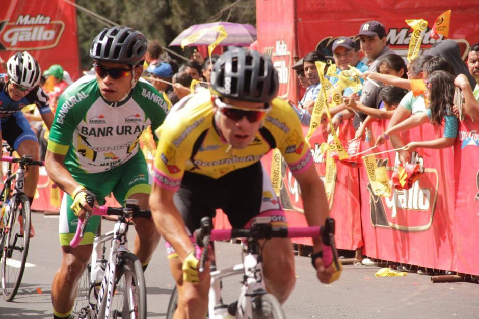 Rodas se consagró campeón al liderar carreras contra reloj. (Foto: Fredy López/Soy502)