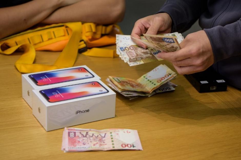 El mercado asiático ha sido el primero en vender este modelo. (Foto: AFP)