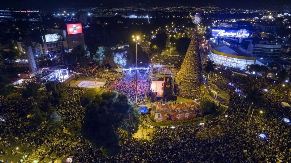 El acto inaugural se realizará en Plaza Obelisco el sábado 18 de noviembre a las 18 horas. (Foto: George Rojas/Soy502)