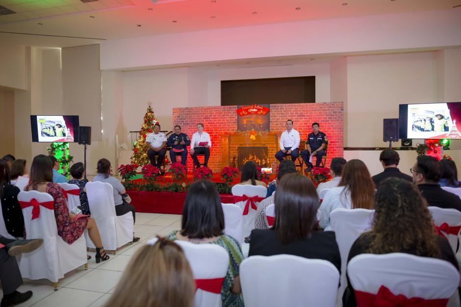 En conferencia de prensa se explicaron los detalles del Festival. (Foto: George Rojas/Soy502)
