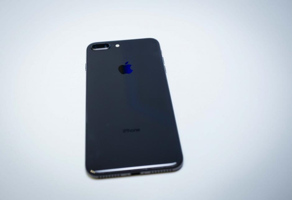 El iPhone 8 Plus está disponible con capacidad de 64 y 256 GB.  (Foto: George Rojas/Soy502)