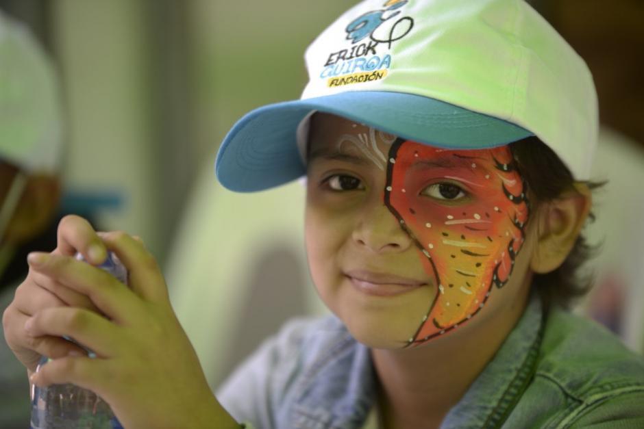 Los niños también participaron en el evento. (Foto: Wilder López/Soy502)