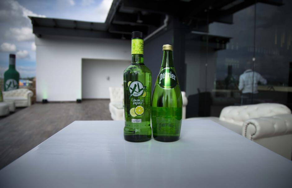 El nuevo sabor nuevo sabor de limón y pepino resulta fresco al paladar. (Foto: Víctor Xiloj/Soy502)