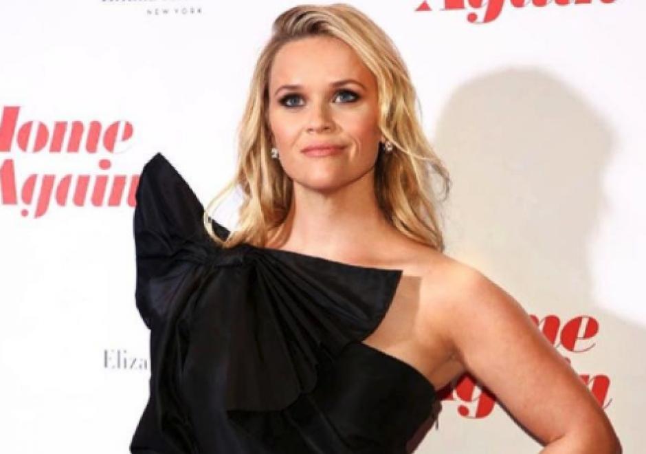 La actriz Reese Whiterspoon es considerada la más bella según el estudio. (Foto: Instagram @ReeseWhiterspoon)