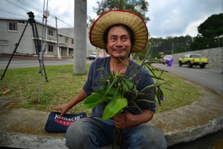 Manuel Mestizo falleció el fin de semana por complicaciones de salud. (Foto: archivo-Wilder López/Soy502)