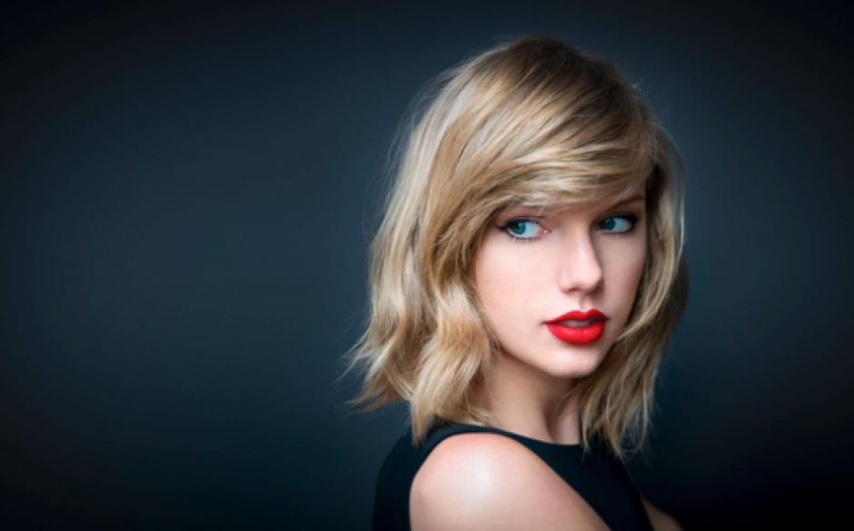 Los rasgos de su rostro tienen a Taylor Swift en este listado. (Foto: Evening Standard)