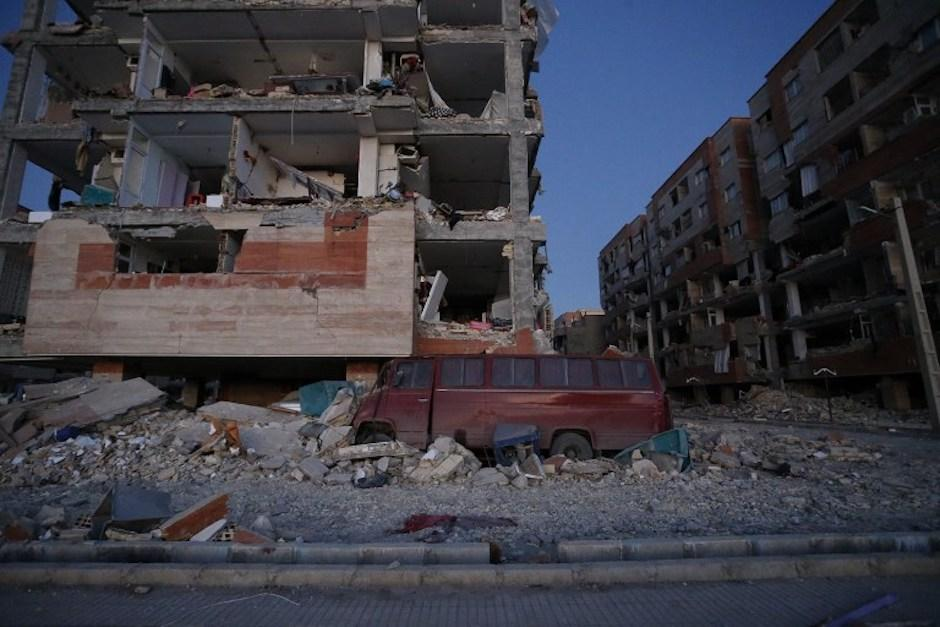 430 muertos se reportaron en el último informe de este lunes 13 de noviembre. (Foto: AFP)