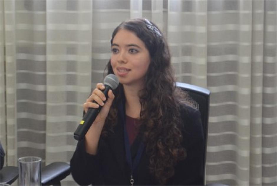 La doctora Arrechea Alvarado ha destacado en diversos estudios. (Foto: Conacyt)