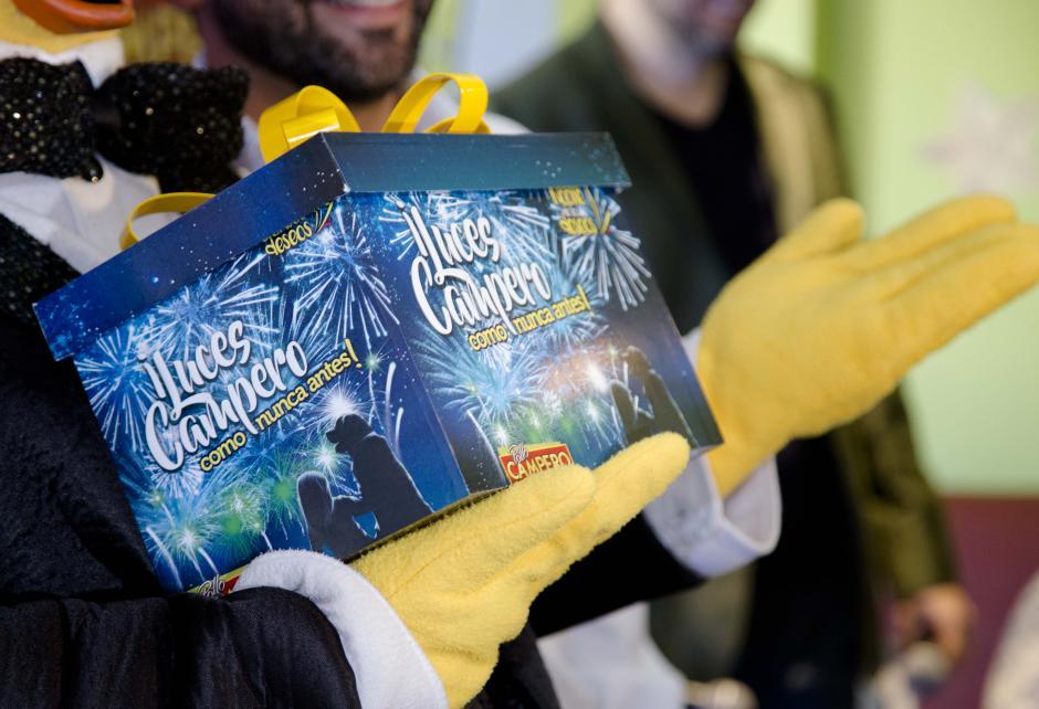 El Show de Luces Campero será el próximo 10 de diciembre a partir de las 17 horas, con diferentes actividades previas. (Foto: Victor Xiloj/Soy502)