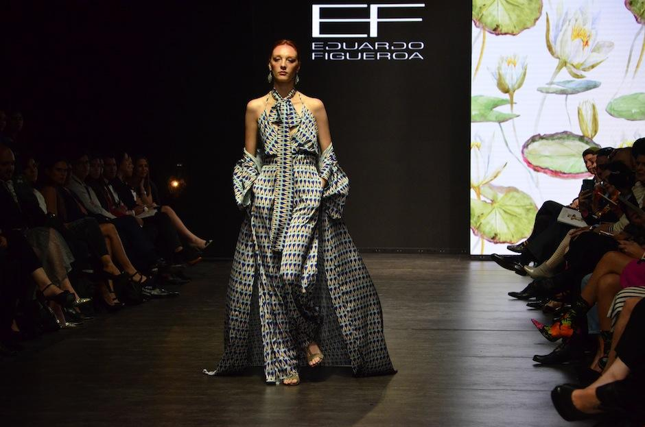 La elegancia no podía faltar en su look. (Foto: Selene Mejía/Soy502)