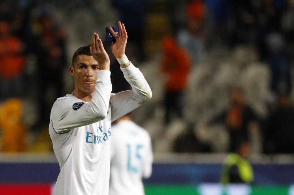 El portugués brilló en la segunda parte del partido. (Foto: AFP)