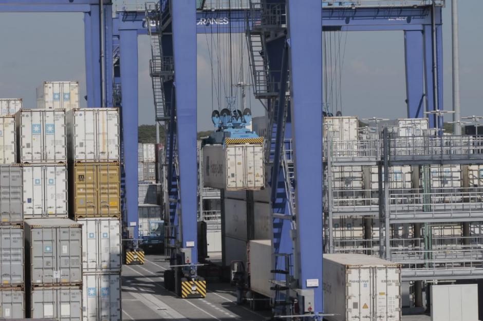 En 2018 espera duplicar la recepción de buques. (Foto: Alejandro Balán/Soy502)