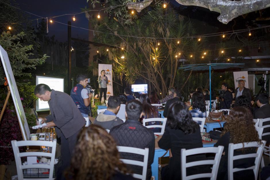 Luego de exponer sus proyectos fueron seleccionados los tres ganadores de Los Encuentros. (Foto: George Rojas/Soy502)