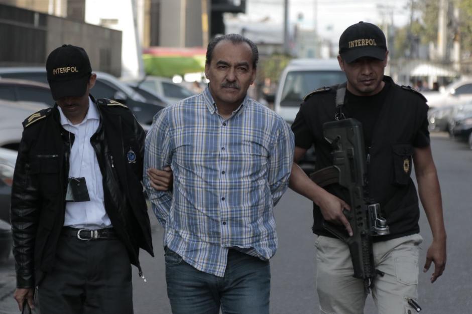Jorge Ramón Aparicio es primo de Alejandro Sinibaldi. (foto: Alejandro Balán/Soy502)