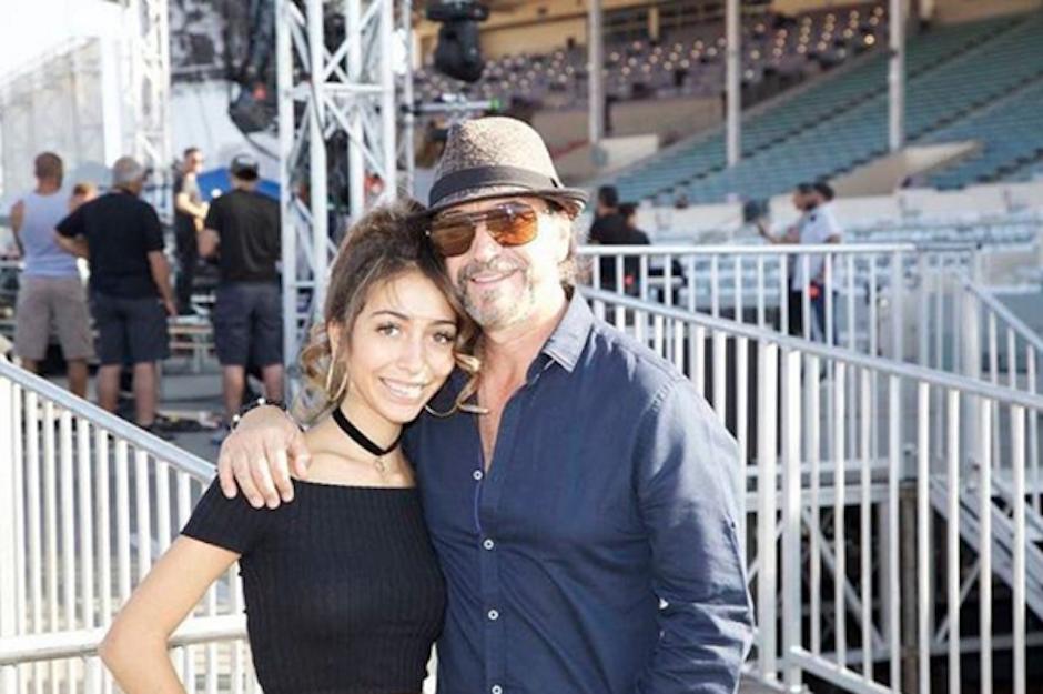 La guapa hija de Marco Antonio Solis enamora en redes sociales   Soy502
