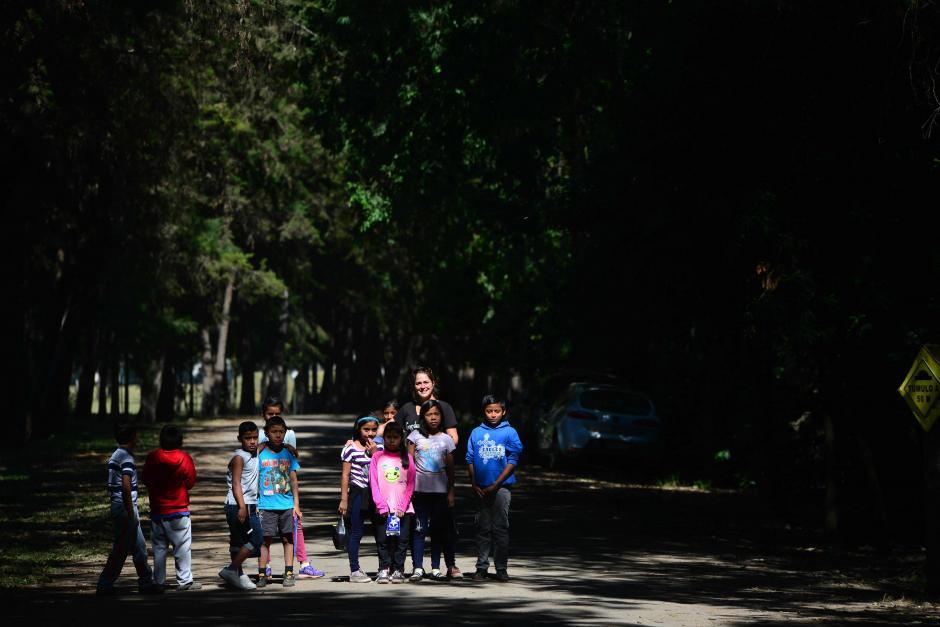 El proyecto se encuentra en el Centro Cultural La Azotea, en Jocotenango, Sacatepequez (Foto: Jesús Alfonso/Soy502)