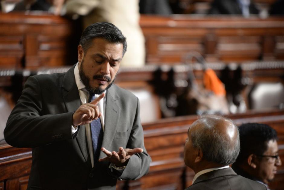 Con la ayuda de los diputados independientes, FCN terminó de ajustar los votos para conocer el presupuesto. (Foto: Wilder López/Soy502)