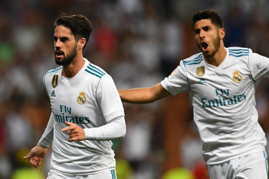 Isco se echó el equipo al hombro y el Real Madrid venció al Espanyol. (Foto: AFP)