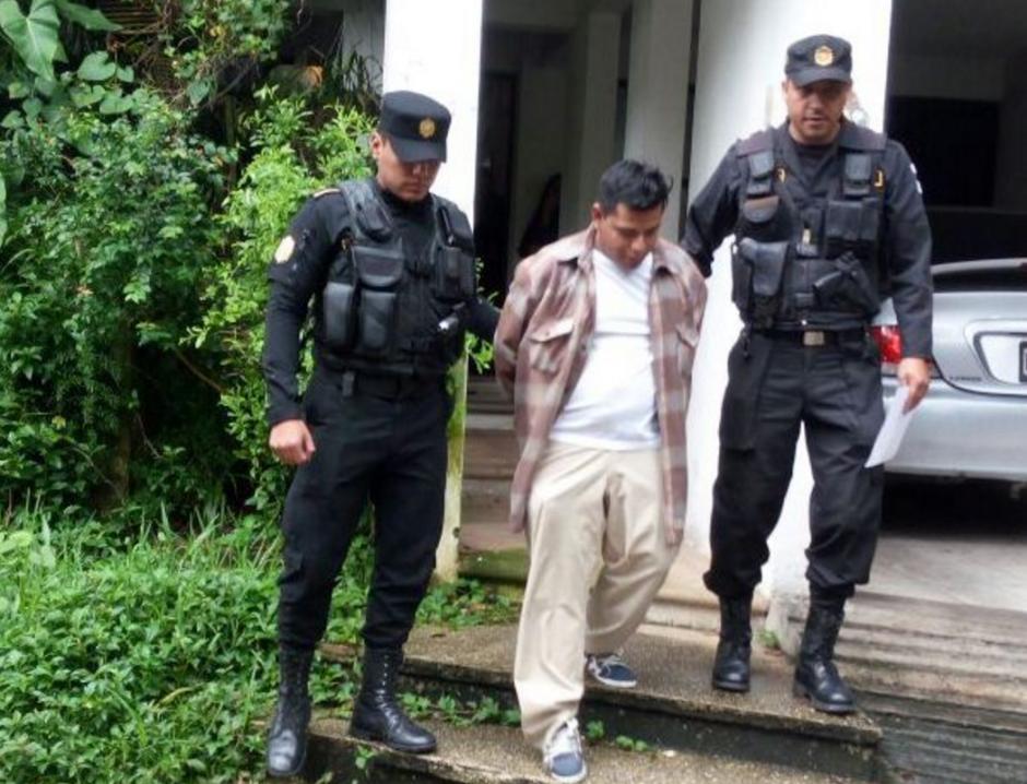 El implicado no fue detenido el día de los hechos. (Foto: PNC)