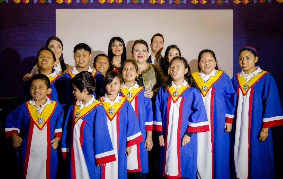 Toledo donará productos para las 120 mil refacciones para el ciclo escolar 2018 del Benemérito Comité Pro Ciegos y Sordos de Guatemala. (Foto: Victor Xiloj/Soy502)