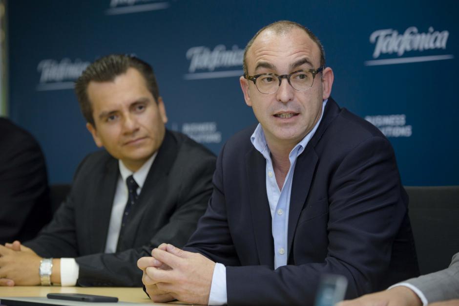 Juan Santana, CEO de Publicar-gurú para Latinoamérica, incentiva a las pymes a que se digitalicen. (Foto: George Rojas/Soy502)