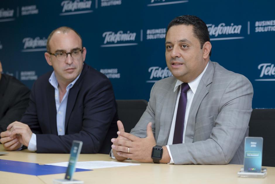 Mario Morales, gerente de ventas de Cámara de Comercio de Guatemala, reiteró el apoyo de la institución hacia el Pymes Digital Day. (Foto: George Rojas/Soy502)