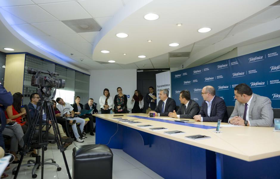 Pymes Digital Day se anunció en conferencia de prensa para el 19 de octubre. (Foto: George Rojas/Soy502)